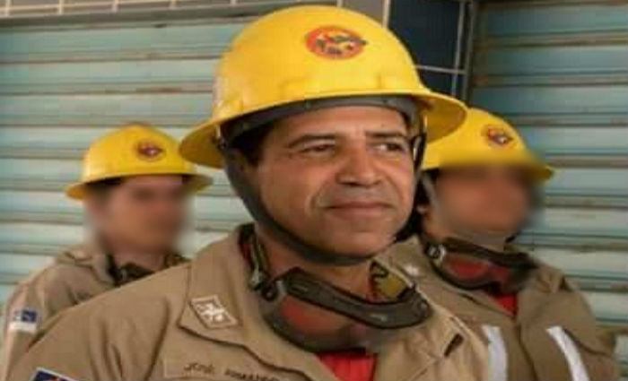 Sargento do Corpo de Bombeiros de Pernambuco é morto em tentativa de assalto. Foto: Bombeiros/ Divulgação