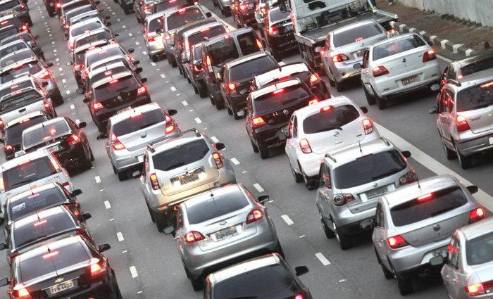 A Polícia Civil registrou na cidade, entre janeiro e junho, 264 casos de homicídio culposo por acidente de trânsito. Foto: Oswaldo Corneti