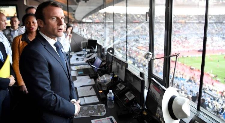 """Schiappa afirmou que a igualdade entre homens e mulheres será declarada no começo de outubro como """"grande causa"""" do mandato de Macron. Foto: Christophe Simon/AFP"""
