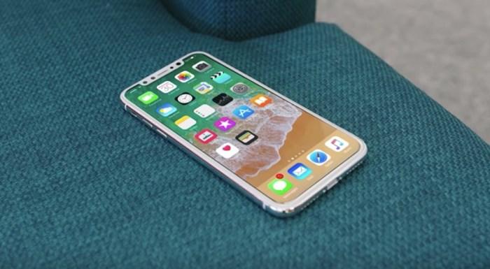 Além das atualizações do iPhone 7 e do iPhone 7 Plus, a empresa deve lançar uma versão avançada do aparelho, chamada de iPhone X. Foto: Divulgação