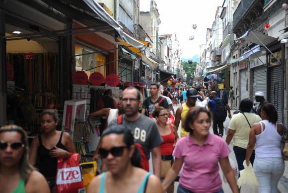 O resultado veio bem melhor que a mediana das estimativas do mercado financeiro. Foto: AgÊncia Brasil