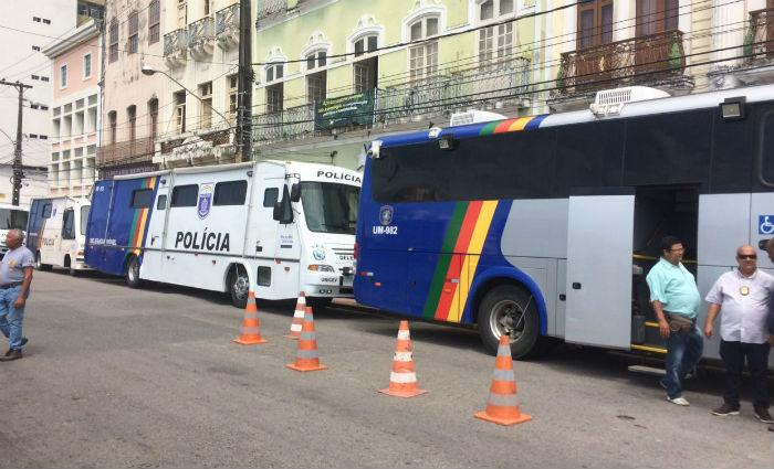 Polícia Civil passa a contar com novas delegacias móveis para reforçar investigações. Foto: Wagner Oliveira/ DP