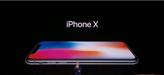iPhone X - Foto: Divulgação/Apple