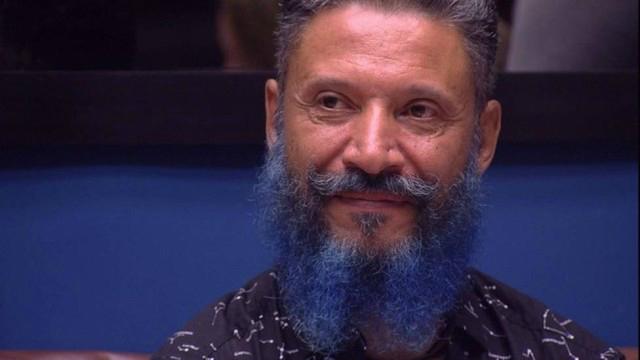 Laércio participou do Big brother Brasil em 2016. Foto: Globo/Reprodução