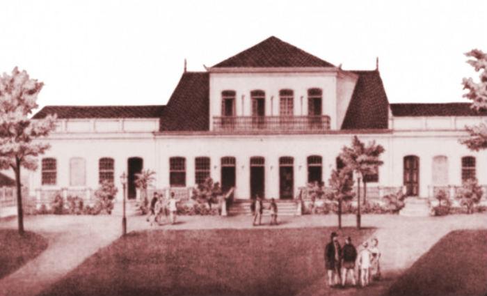 Hospital Português completa 162 anos. Foto: Divugação/ RHP