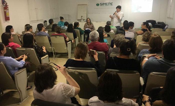 Médicos da rede municipal do Recife vão paralisar as atividades. Simepe/ Divulgação