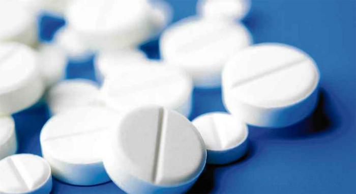 A pesquisa foi feita com doses de 75mg de aspirina: substância vai perdendo a ação ao longo do dia quando ingerida apenas uma vez. Foto: Bayer AG/Divulgação