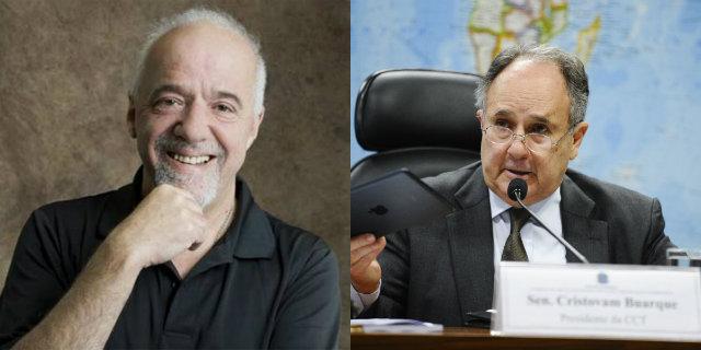 Fotos: Paulo Coelho/Divulgação e Edilson Rodrigues/Agência Senado