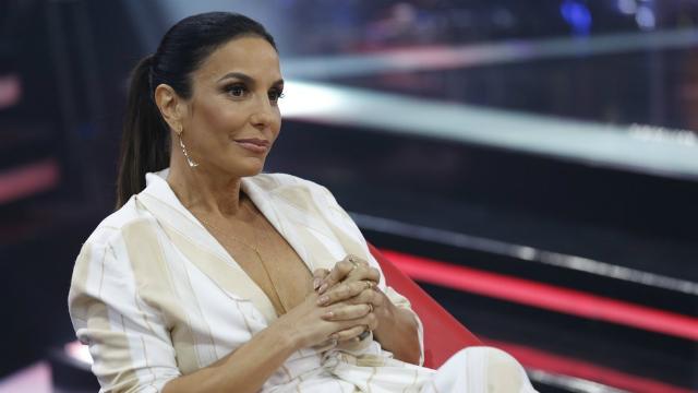Ivete comentou sobre o anúncio da gravidez de gêmeos. Foto: Fábio Rocha/Gshow
