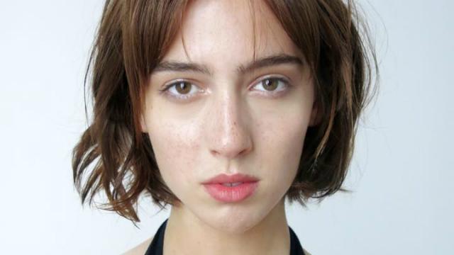 A modelo já desfilou para marcas como Jeremy Scott, Carolina Herrera e Diane Von Furstenberg. Foto: Joy Models/Divulgação