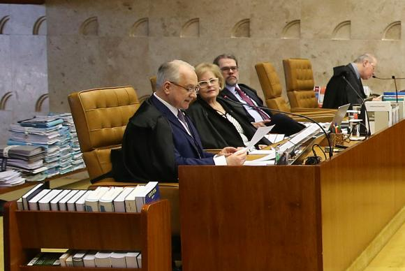 Voto do relator, Edson Fachin, foi acompanhado pela maioria dos ministros. Foto: Valter Campanato/Agência Brasil