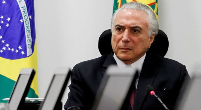 Com isso, a Justiça deixou aberta uma janela para que Janot denuncie Temer novamente antes do fim de seu mandato na PGR. Foto: Rogério Melo/PR