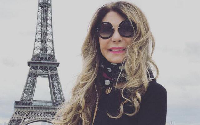 Cantora fez apresentação na capital francesa e teve voo para o Brasil cancelado. Foto: Instagram/Reprodução