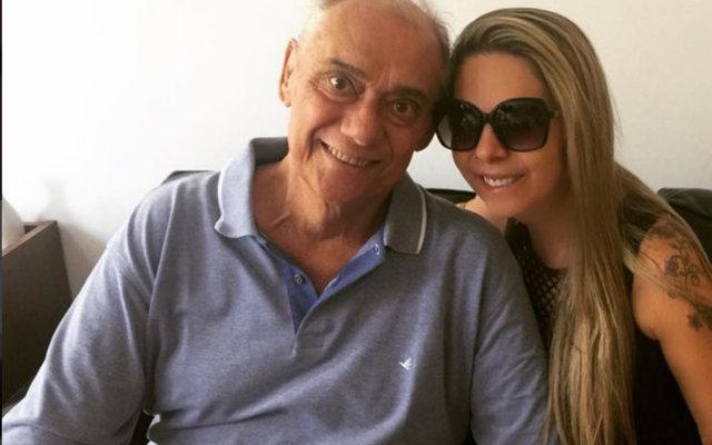 Nas redes sociais, Luciana Lacerda compartilha mensagens carinhosas ao lado de Marcelo. Fotos: Instagram/Reprodução