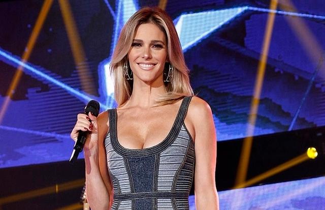 Atualmente, Fernanda Lima é apresentadora do Popstar. Foto: Globo/Divulgação