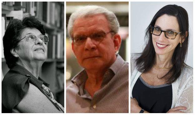 Maria Valéria Rezende, Fernando Monteiro e Lilia Schwarcs estão na programação. Foto: Montagem/DP