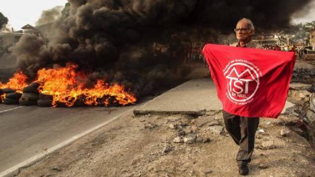 Movimentos sociais contemporâneos compartilham dos ideais de insurgência e igualdade da Revolução Pernambucana. Foto: MTST/ORG