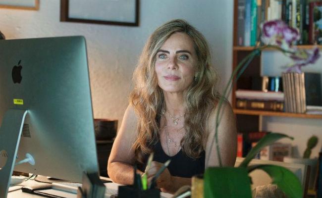 Bruna Lombardi escreveu a série da HBO. Foto: HBO/Divulgação