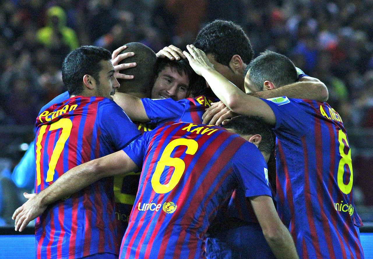 A Catalunha, referência do esporte na Espanha, conta com três clubes de futebol na primeira divisão: FC Barcelona, Espanyol e Girona. Foto: Christopher Johnson/Wikemedia