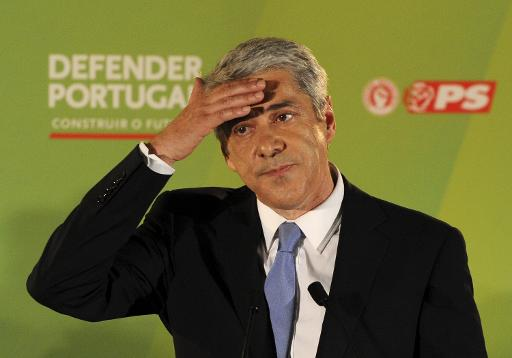 Sócrates foi chefe do governo socialista entre 2005 e 2011, e os crimes teriam sido cometidos entre 2006 e 2015. Foto: Francisco Leong/AFP