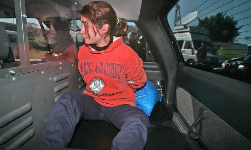 Anna Carolina Jatobá está presa desde maio de 2008, acusada de ter matado Isabella Nardoni, então com 6 anos. Foto: Felipe Araújo/Estadão Conteúdo
