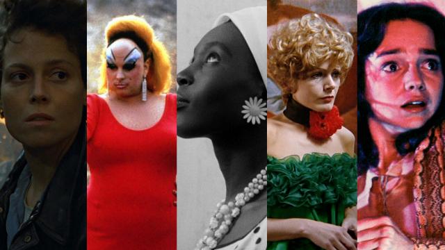 Com o tema Heroínas, clássicos trazem figuras femininas como protagonistas das tramas. Fotos: Janela de Cinema/Divulgação