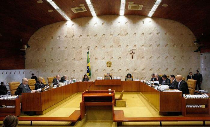 Votação foi encerrada na noite desta quarta-feira. Foto: Rosinei Coutinho/SCO/STF  (Votação foi encerrada na noite desta quarta-feira. Foto: Rosinei Coutinho/SCO/STF)