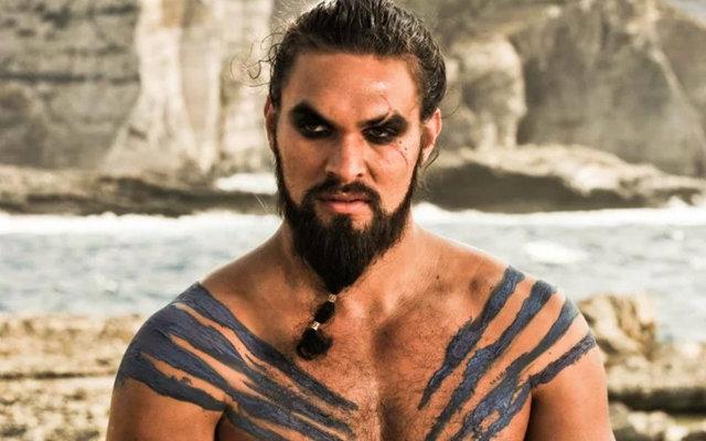 Ator interpretava Khal Drogo em Game of Thrones. Foto: HBO/Divulgação