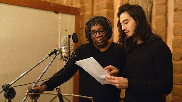 Música foi composta pelos dois em agosto, quando se encontraram pela primeira vez. Foto: Rafael Trindade/Divulgação