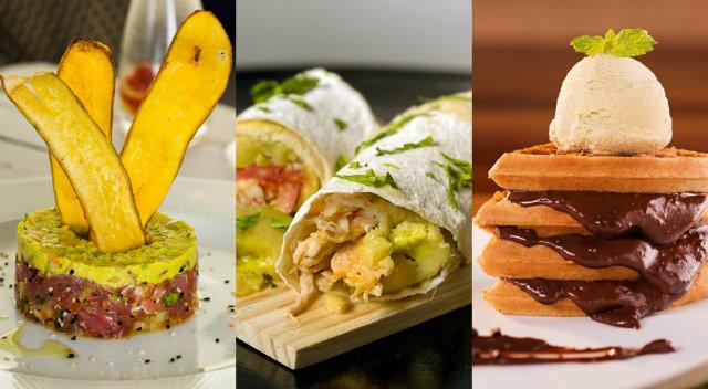 Rico em vitaminas, fibras, gorduras e carboidratos, o abacate é ingrediente versátil na cozinha. Foto: Divulgação/Queens/GreenMix.
