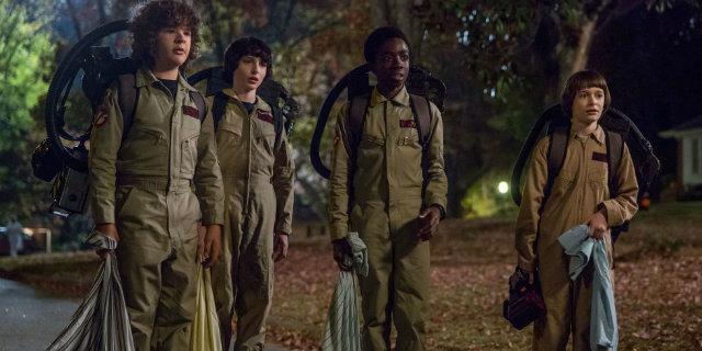 Personagens estão mais maduros na segunda temporada. Foto: Netflix/Divulgação