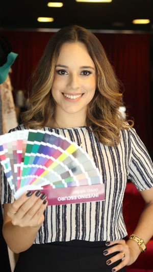 Entenda quais cores favorecem a sua beleza natural. Foto: Thiago Santos/ESP.DP