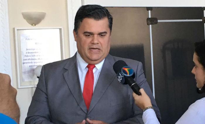 O chefe de polícia Civil, Joselito Kehrle do Amaral, detalhou a operação esta manhã