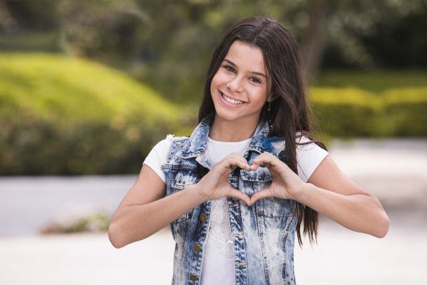 Esta é a segunda vez que Gabriella Saraivah vem ao Recife. Foto: Villa Kids/Divulgação