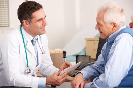 O novo teste, é chamado de exame de próstata phi ou índice de saúde da próstata. Foto: Reprodução/Internet