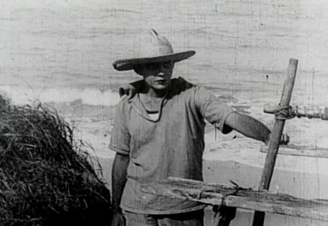 Espaço vai auxiliar na preservação da história do cinema pernambucano, que tem entre clássicos Aitaré da Praia (1925). Foto: Cinemateca Brasileira/Divulgação