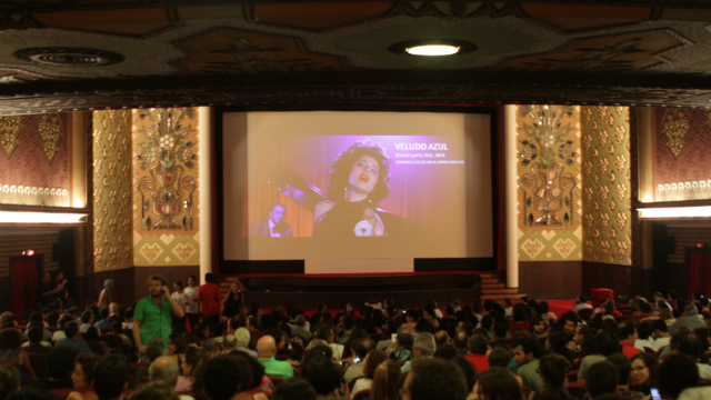 Grande parte da programação do festival é realizada no Cinema São Luiz. Foto: Roberto Ramos/DP