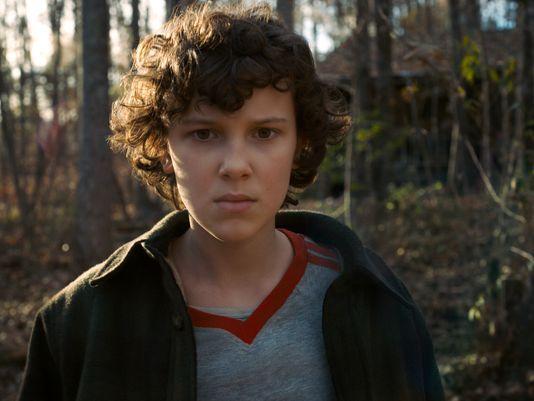 Atriz de 13 anos está em cartaz em série na Netflix. Foto: Netflix