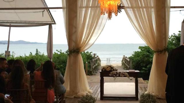 Casamento financiado com dinheiro da Lei Rouanet durou um final de semana em hotel de luxo. Foto: Instagram/Reprodução