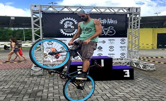 Investigação sobre a morte do ciclista pernambucano chegou ao Ministério Público do Distrito Federal. Foto: Reprodução/Instagram (Foto: Reprodução/Instagram)