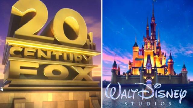 Gigantes do entretenimento Foto: Fox e Disney/Reprodução