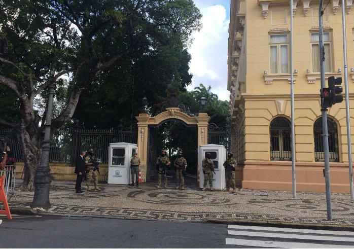 Ação acontece no Recife e em Olinda. Foto: Manuela Cavalcanti/DP