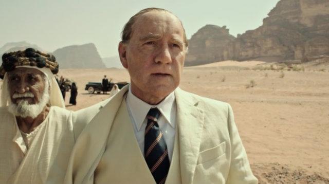 Kevin Spacey em cena do filme 'Todo o dinheiro do mundo'. Foto: Imperative Entertainment/Reprodução