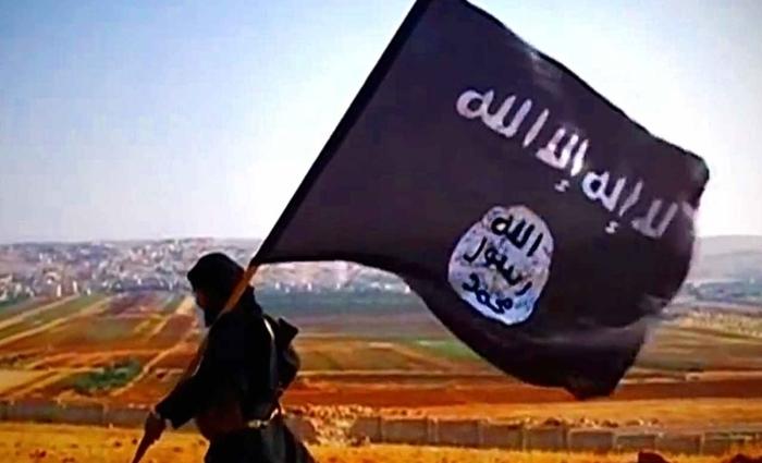Bandeira do Estado Islâmicco. Foto: Reprodução/Internet