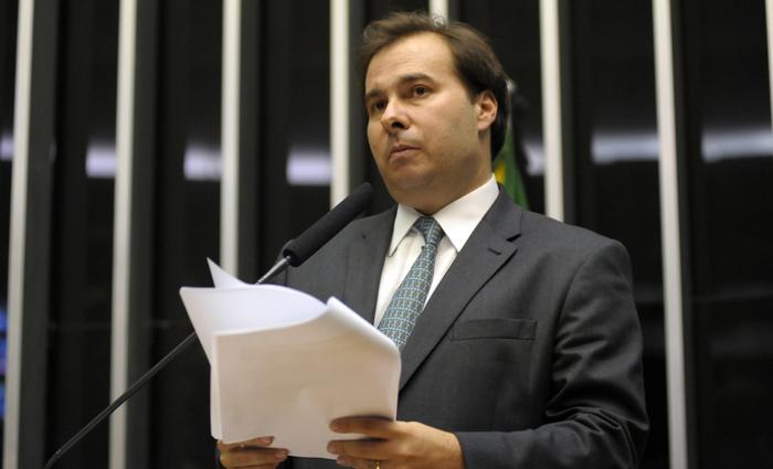 Presidente da Câmara dos Deputados, Rodrigo Maia. Foto: Gustavo Lima/Câmara dos Deputados