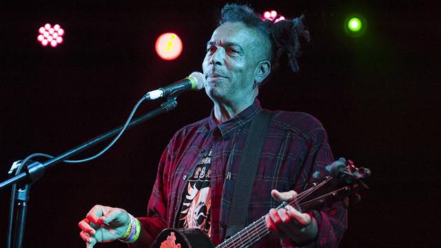Chuck ajudou a estabelecer o funk-metal da Califórnia, trazendo a irreverência do hardcore. Foto: Internet/Reprodução