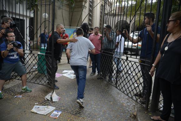 Candidatos devem estar atentos, pois os portões dos locais de prova fecharão impreterivelmente às 13h, no horário de Brasília. Foto: Tomaz Silva/Agência Brasil