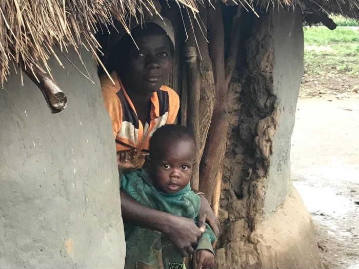 Cerca de 50 mil pessoas vivem em Dombe. Foto: Teresa Maia/DP