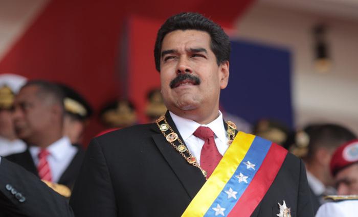 Presidente da Venezuela Nicolás Maduro. Foto: reprodução/Internet
