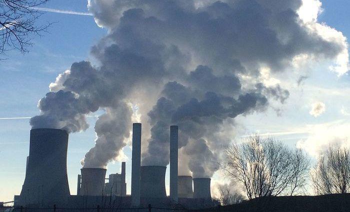 Emissão de poluentes deste ano deve ser 2% maior do que em 2016. Foto: Reprodução/Internet